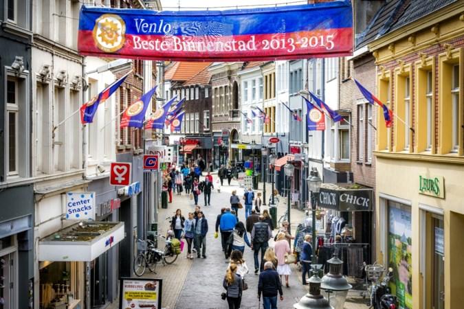 VenloStad pleit voor ruimere openingstijden winkels binnenstad in weekeinde