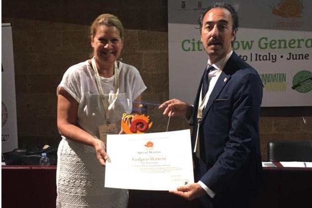 Gulpen -Wittem krijgt in Italië prijs voor Cittaslow-filmpje