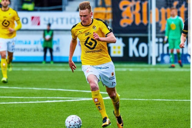 Fortuna haalt Finse international Karjalainen binnen