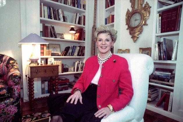 Schrijfster Judith Krantz (91) - koningin van de glamourverhalen - overleden