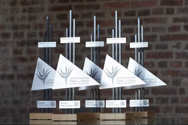 Kiwanis Peel en Maas maakt genomineerden Ondernemersprijs 2019 bekend
