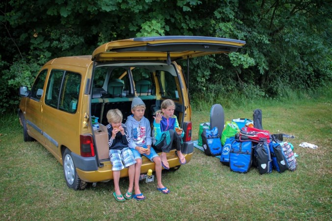 Snelcursus auto inpakken voor de vakantieganger