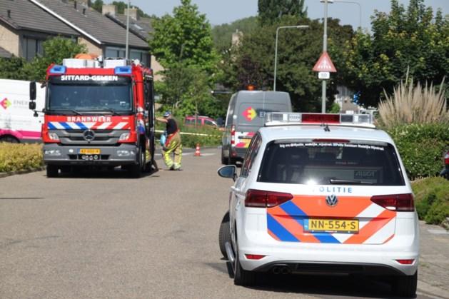 Brandweer drie keer in actie voor gaslekken