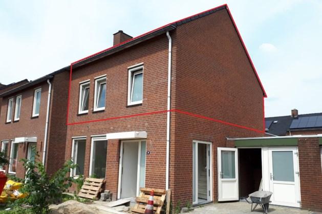 Woningvereniging splitst huizen voor jongeren in Nederweert