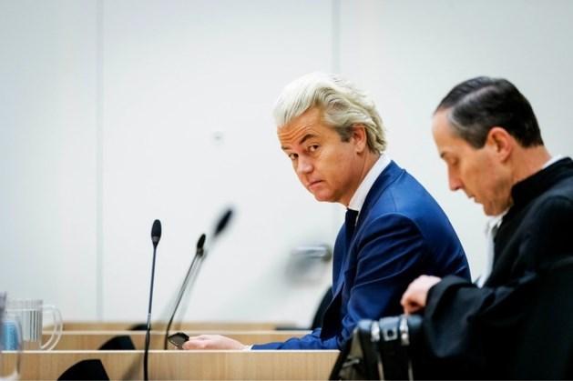 OM: proces tegen Wilders voortzetten