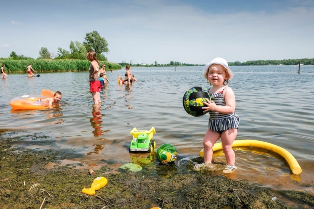 Warmste 25 juni: verkoeling zoeken in Thorn