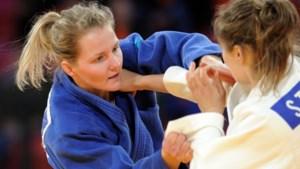Geen EK-medaille voor Juul Franssen met judoploeg