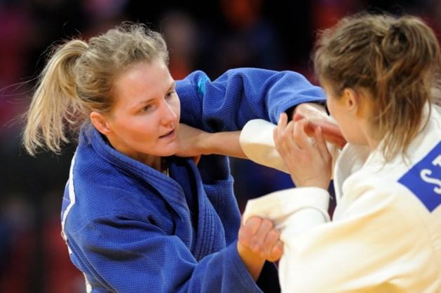 Judoka Juul Franssen snel uitgeschakeld bij Europese Spelen