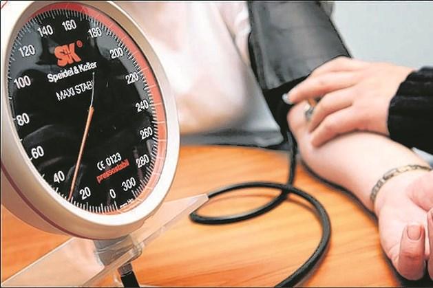 Gratis bloeddruk laten meten in Brunssum en Kerkrade