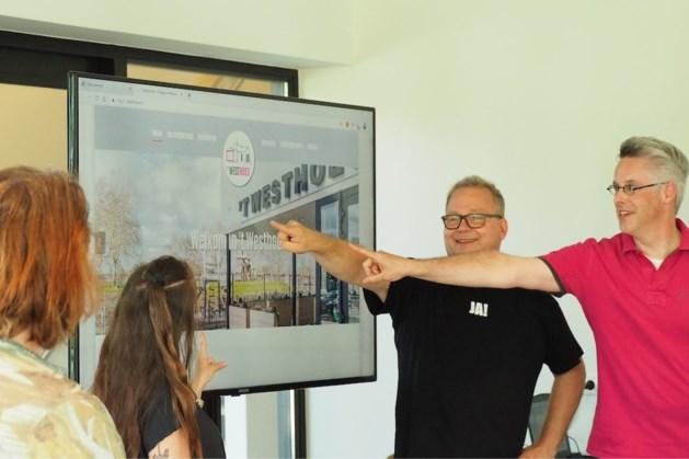 Westhoes lanceert website Kerkrade-West