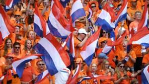 Oranje in Rennes gesteund door 2000 fans