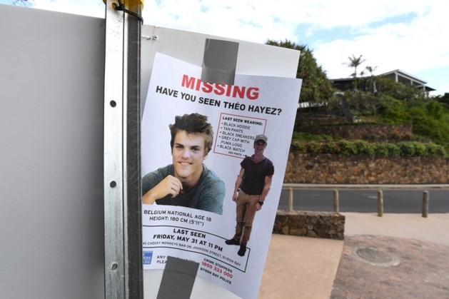 Belgische politie helpt bij zoektocht vermiste Théo (18)