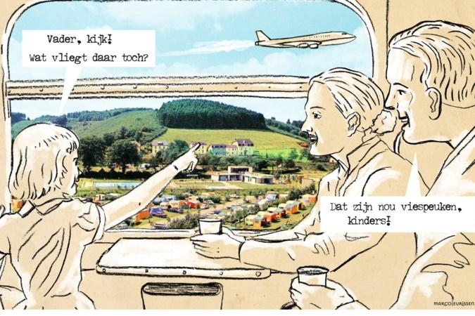 Last van vliegschaamte? Asenrayse Carolien pakt al twee jaar de trein