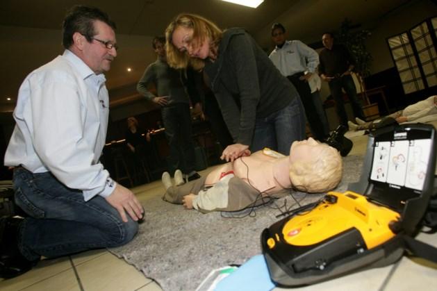 Meerssen: vooral vrijwilligers nodig voor AED-netwerk