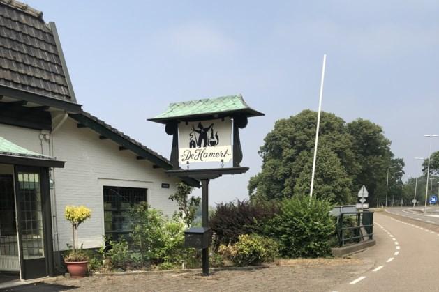 Voormalig sterrenrestaurant De Hamert leeggehaald