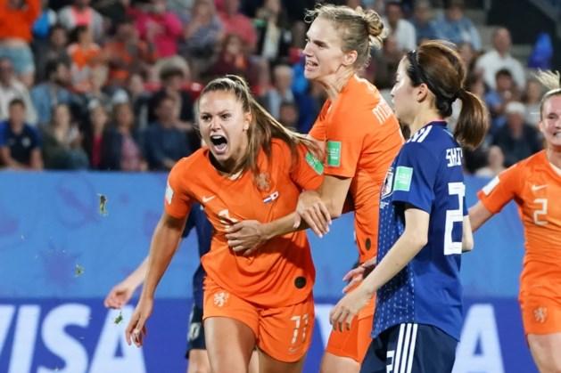 Lieke Martens: 'Soms moet je een beetje geluk hebben'