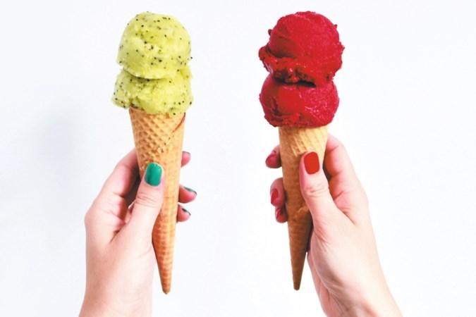 Het lekkerste ijs maak je zelf met deze vier heerlijke recepten