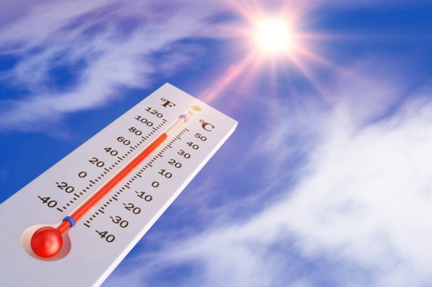 Maandagnacht was de warmste nacht ooit gemeten in juni