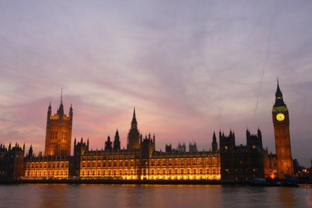 Cocaïne aangetroffen op toiletten in Brits regeringscentrum