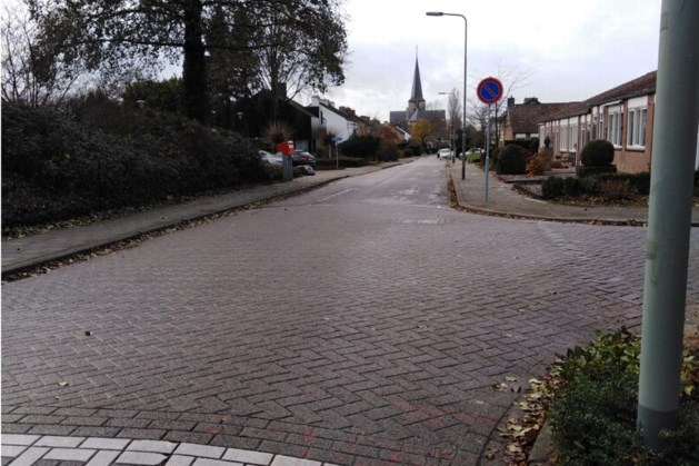 Kosten aanpak straat in Berg 'exploderen': 1,2 miljoen meer dan verwacht