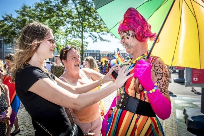 Schaamteloos jezelf kunnen zijn tijdens Roze Zaterdag in Venlo
