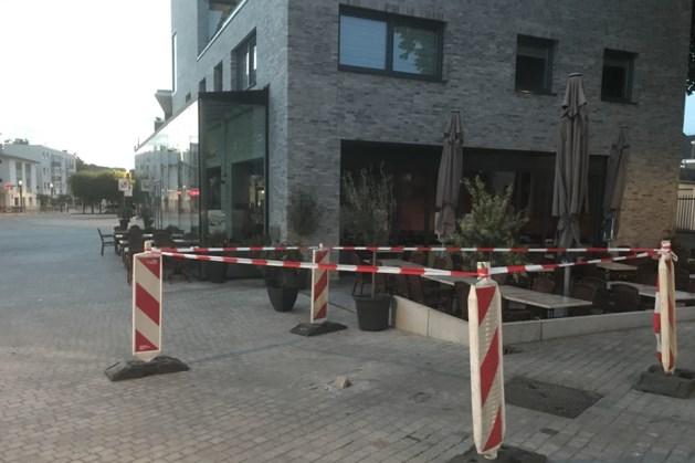 Geen oorzaak gevonden voor verzakking stenen plein Vaals