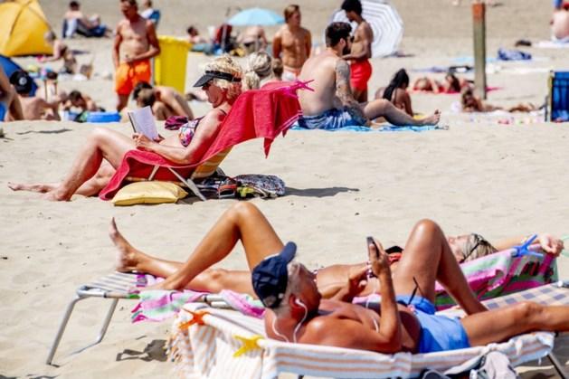 Tropische temperaturen met extreem hoge zonkracht: 'Goed smeren'