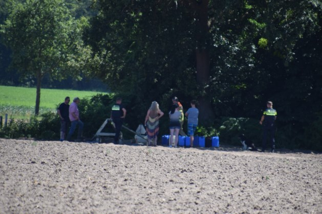 Vaten met afval pas na een maand ontdekt in Swolgen