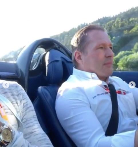 Jos Verstappen verzorgt voorprogramma op Red Bull Ring