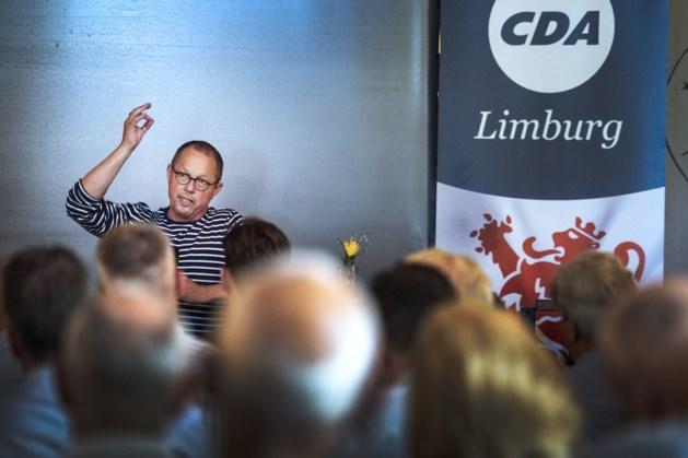 Kleine club binnen CDA uit kritiek op samenwerking met PVV en FvD in Limburg