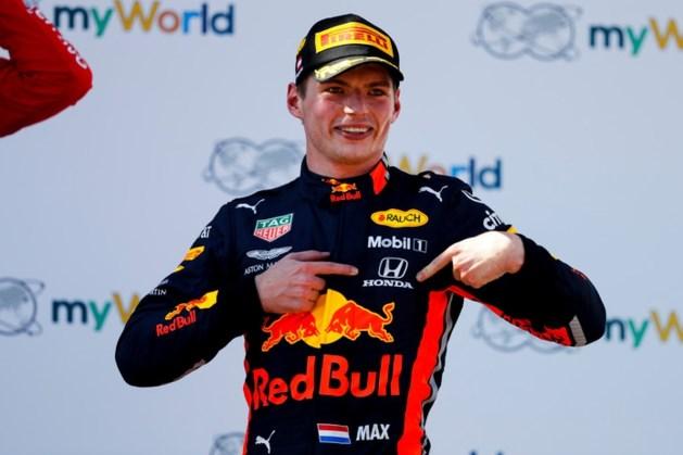 Verstappen behoudt zege GP Oostenrijk: botsing met Leclerc niet bestraft