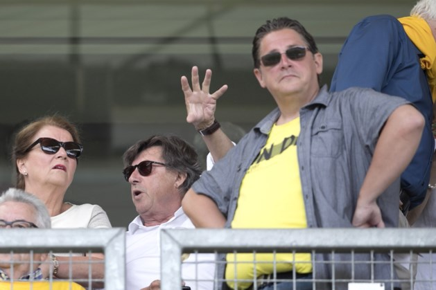Oud-burgemeesters Som en Krewinkel in beeld bij Roda JC
