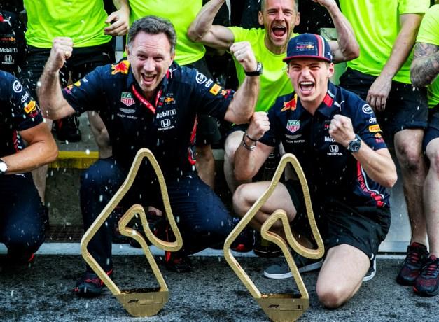 Honda is Verstappen dankbaar voor spectaculaire zege in GP Oostenrijk