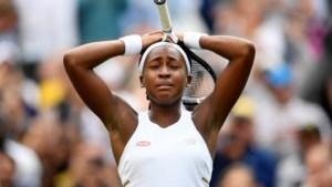15-jarig megatalent stunt tegen idool Venus Williams