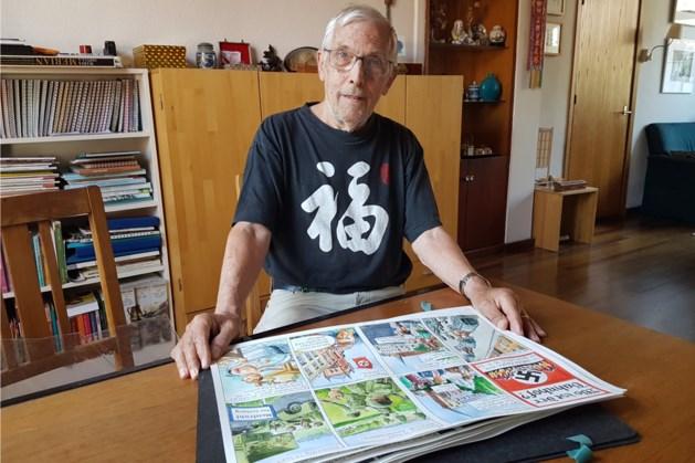 Martin Ruijters maakt stripverhaal over de bevrijding van Sittard-Geleen