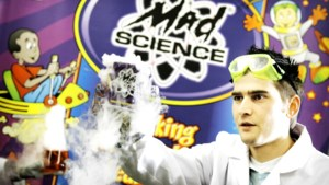 Vier Elementen Week met Mad Science in Sittard