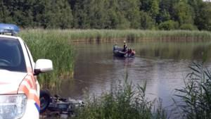 Politie zoekt op vijver naar bewijsmateriaal voor moord Sjef Klee