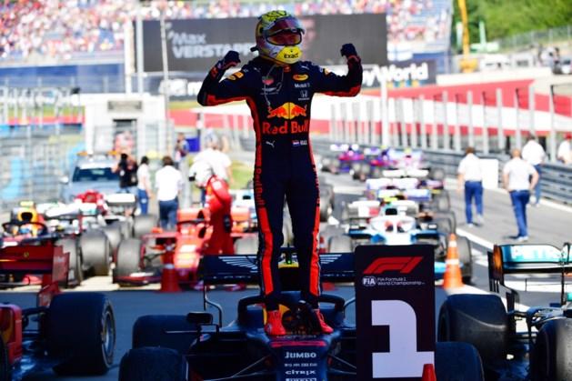 Max Verstappen alsnog verkozen tot 'Driver of the Day'