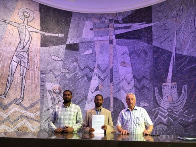 Fatima Huis Weert biedt Eritrese orthodoxen onderkomen aan