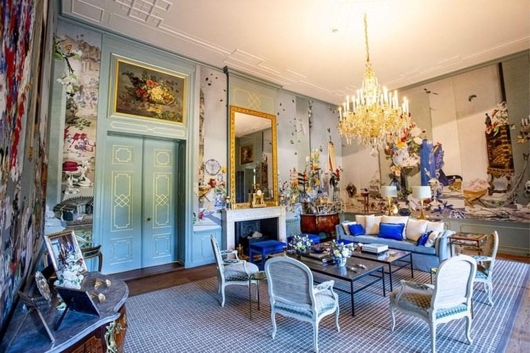 Video: Zo ziet het gerenoveerde paleis van koning Willem-Alexander eruit