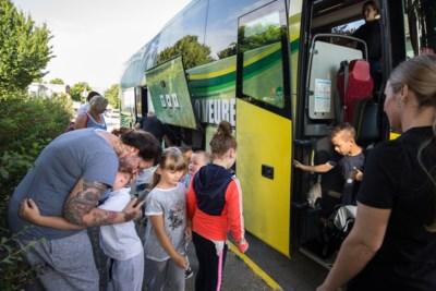 Met de spelersbus van Fortuna aapjes kijken in Kerkrade