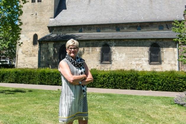 July Vijgen schrijft en zingt over haar liefde voor Hoensbroek