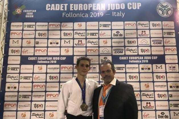 Mo van Dun naar WK judo in Kazachstan
