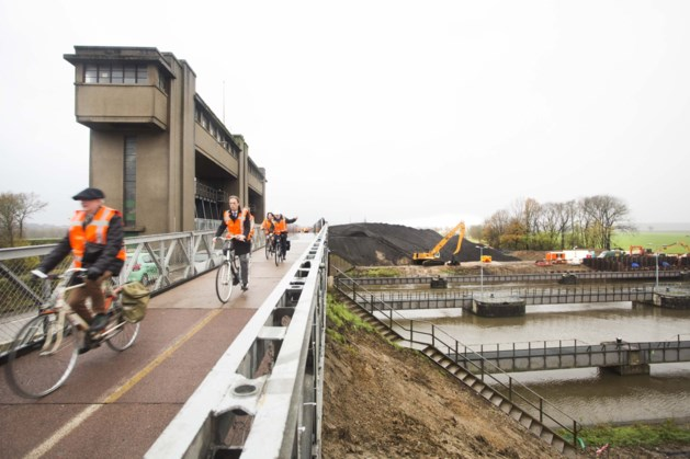 Subsidieaanvraag voor aanleg fietsbrug bij sluis van Borgharen
