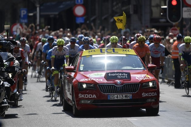Editie 106 van Tour de France begonnen