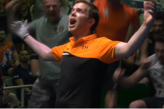 Heerlenaar Twan Hermans wereldkampioen tafelvoetbal