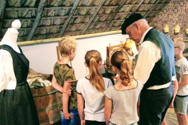 Educatie op maat bij museum Peel en Maas