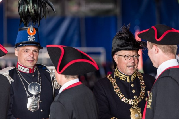 Herstelde president Ger Koopmans opent OLS in Sevenum