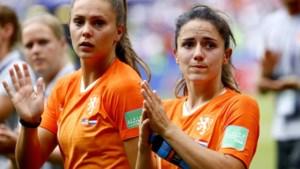 Oranje-vrouwen missen stunt en grijpen naast de wereldtitel