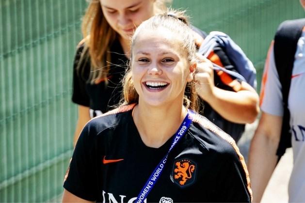 Lieke Martens speelt in WK-finale, opstelling Oranje aangepast